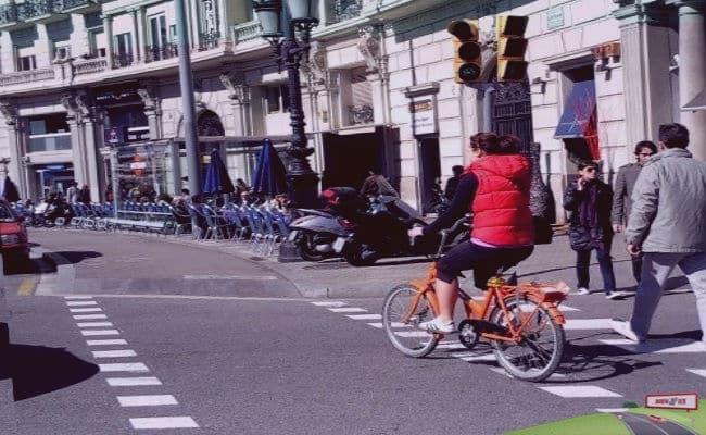 ejemplos de bicicletas Borrascas en decathlon, el corte inglés y Amazon