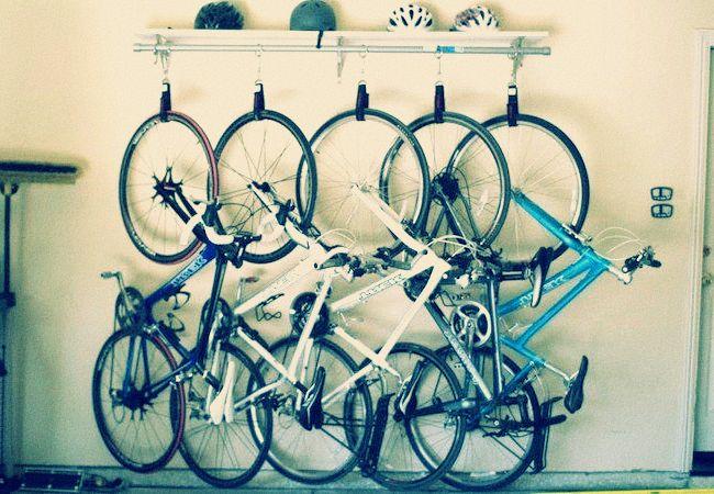 plataforma para bicicletas Btwin