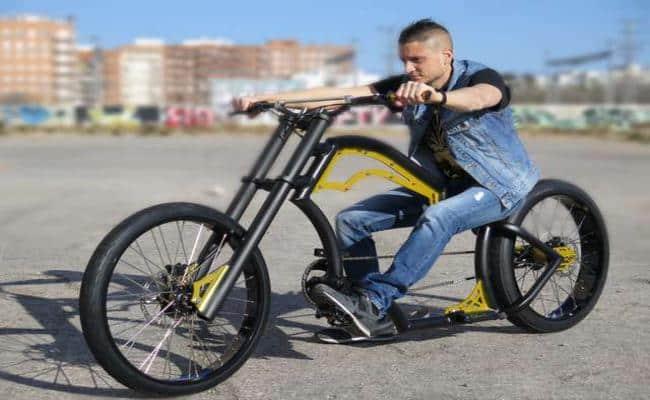 Las bicicletas de estilo Chopper más originales