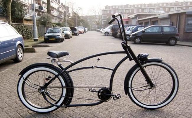 los precios de las bicicletas del tipoo Chopper