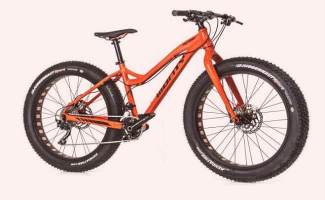 La histotia de las bicicletas Monty