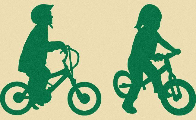 las mejores bicicletas para niños y niñas