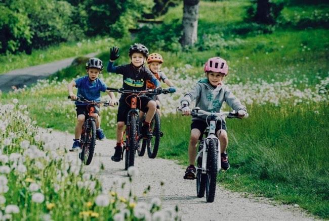 bicicletas de 18 para niños pequeños