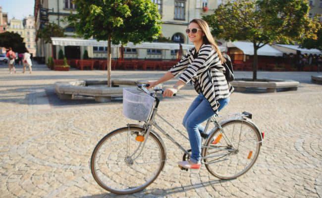 bicicletas de paseo para mujer barata