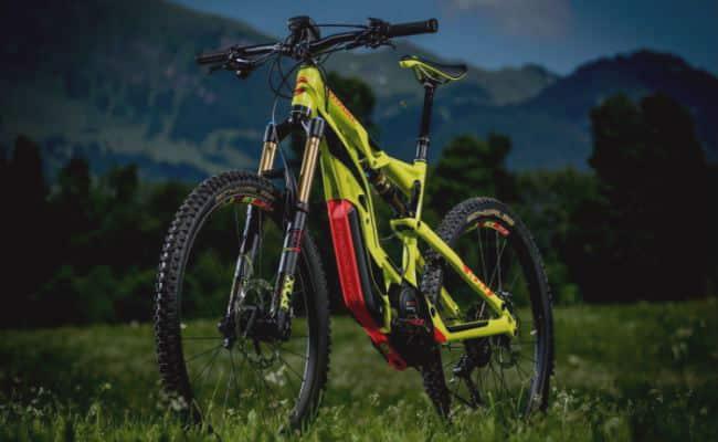 parrillas para bicicletas de doble suspensión