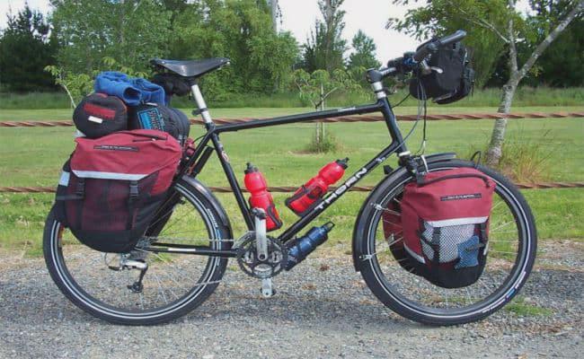 Bicicletas Trekking para viajes