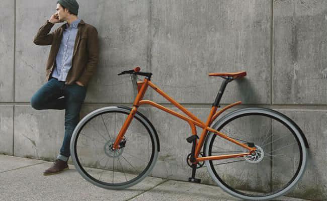 bicicleta urbana para hombre