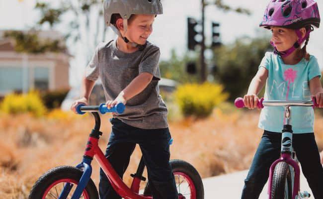 bicicletas infantiles para niños y niñas