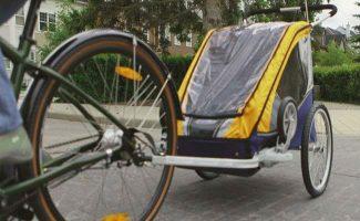 Carros para Bicicleta para bebés y niños