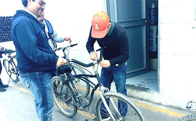 donde comprar los mejores dinamo de bicicleta