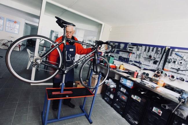 herramientas profesionales para bicicletas