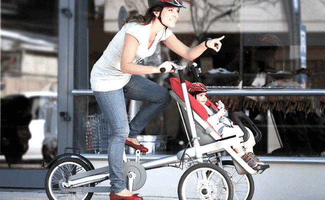 sillas de bebé para bicicletas