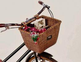 Comparativa de las mejores cestas para bicicletas. Tipos de cestas