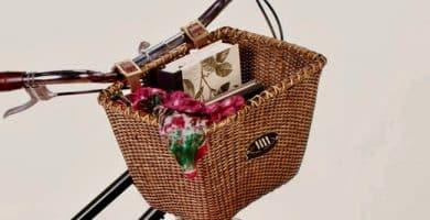 las mejores cestas para bicicleta