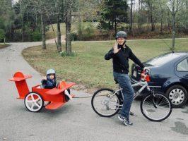 Top 5 de los mejores remolque para bicicleta de internet