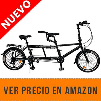 bicicleta número 1 de Tandem