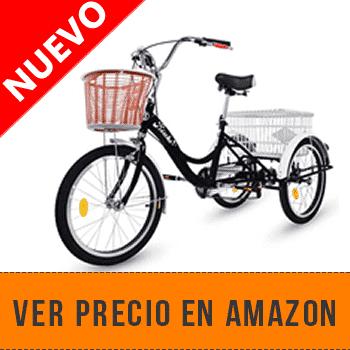 bicicleta tres ruedas barata