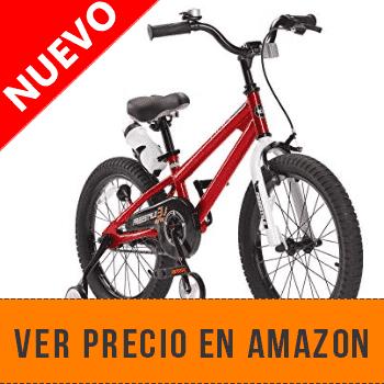 la bicicleta de 18 pulgadas más recomendada