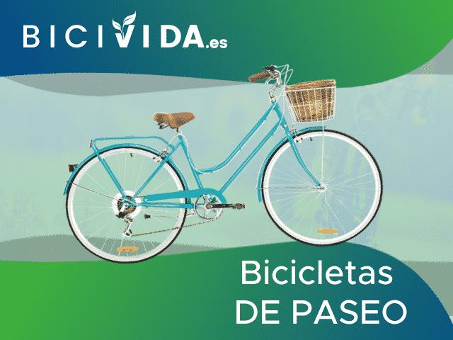 Bicicletas De Paseo 2021 Comparativa De Precios